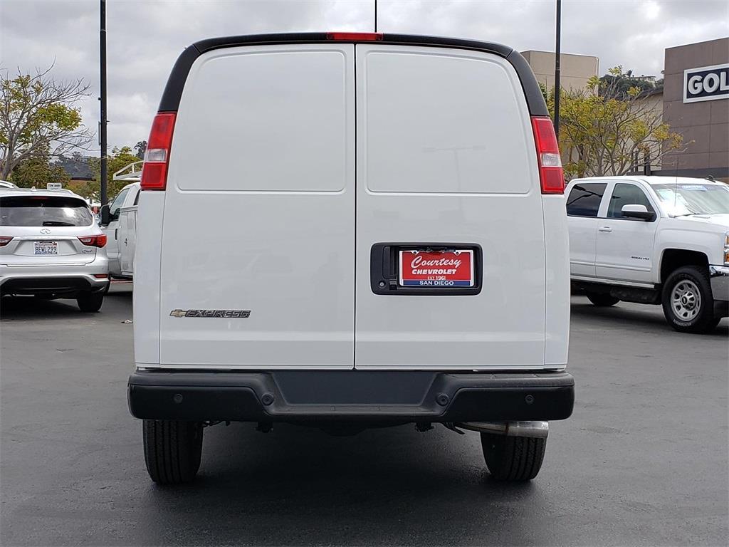 2021 Chevrolet Express 2500 4x2, Upfitted Cargo Van #211008 - photo 9