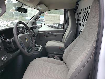 2021 Chevrolet Express 2500 4x2, Upfitted Cargo Van #211008 - photo 3