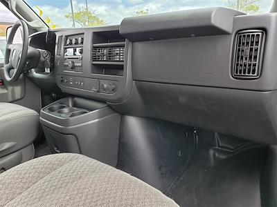 2021 Chevrolet Express 2500 4x2, Upfitted Cargo Van #211008 - photo 5