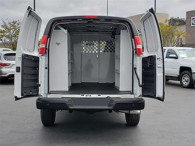 2021 Chevrolet Express 2500 4x2, Upfitted Cargo Van #211008 - photo 2