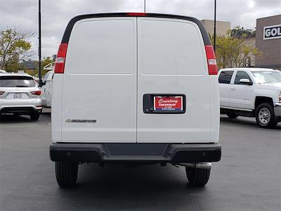 2021 Chevrolet Express 2500 4x2, Upfitted Cargo Van #211008 - photo 9