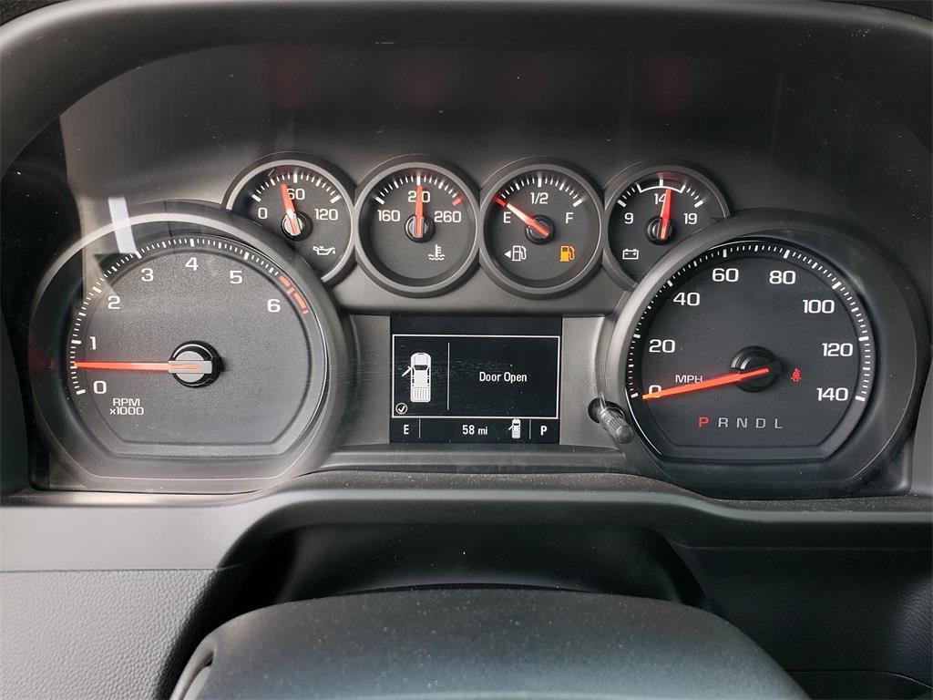 2021 Chevrolet Silverado 2500 Double Cab 4x2, Service Body #211061 - photo 19