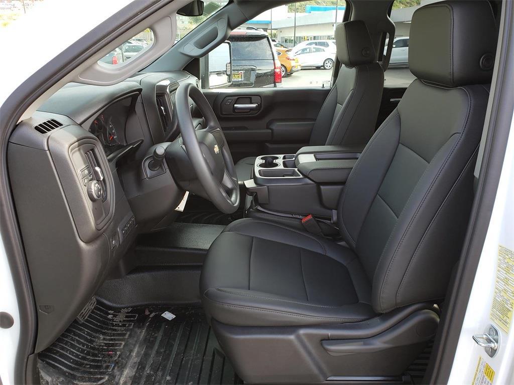 2021 Chevrolet Silverado 2500 Double Cab 4x2, Service Body #211061 - photo 3