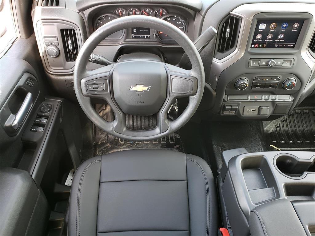 2021 Chevrolet Silverado 2500 Double Cab 4x2, Service Body #211061 - photo 4