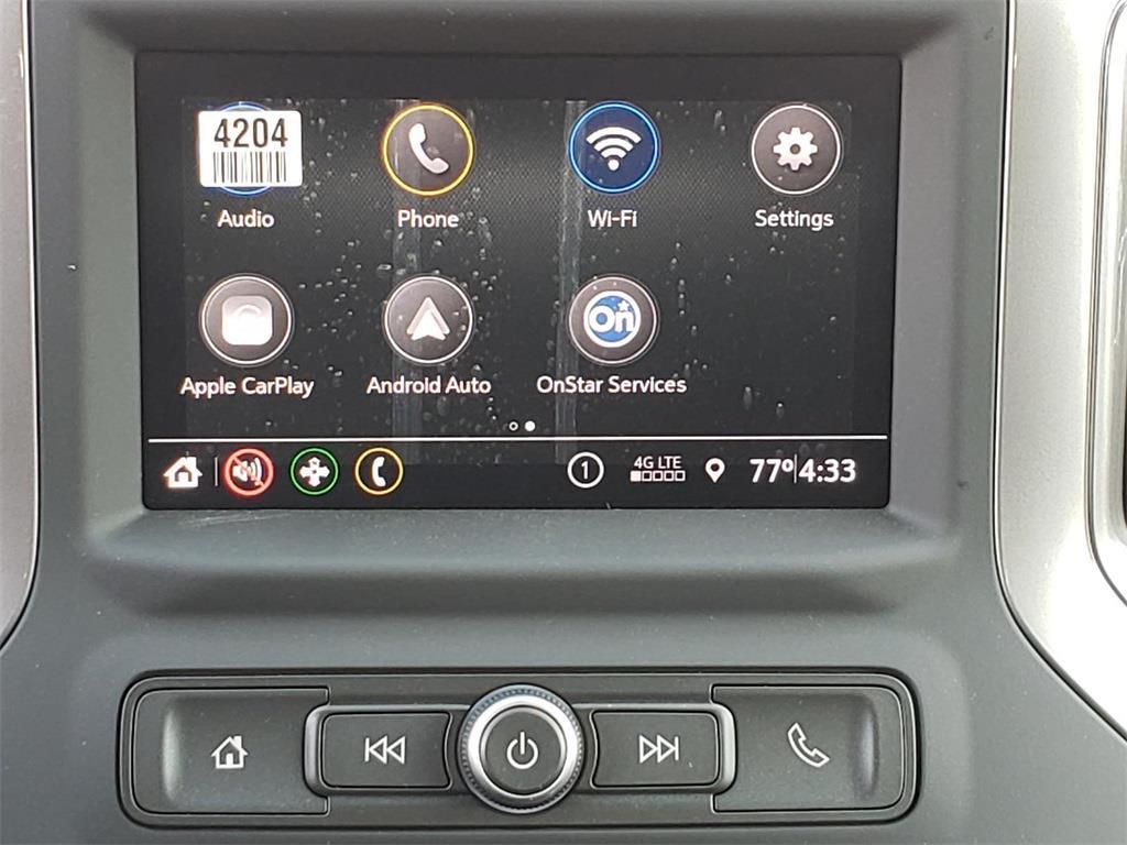2021 Chevrolet Silverado 2500 Double Cab 4x2, Service Body #211061 - photo 6