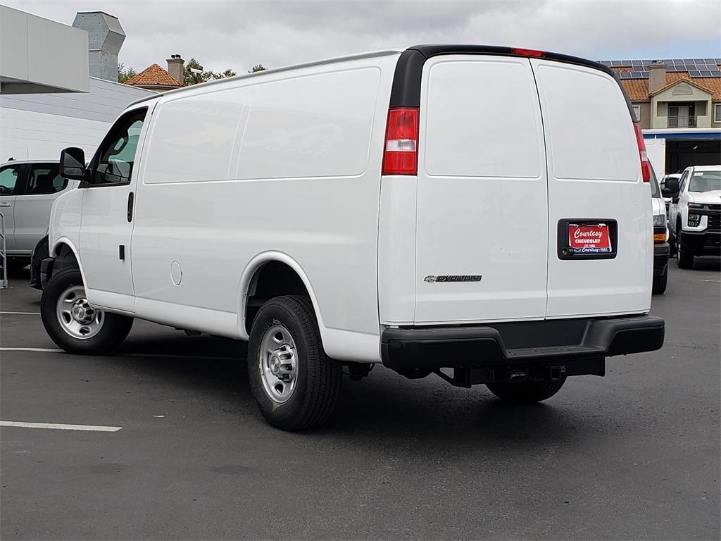 2021 Chevrolet Express 2500 4x2, Upfitted Cargo Van #211096 - photo 15