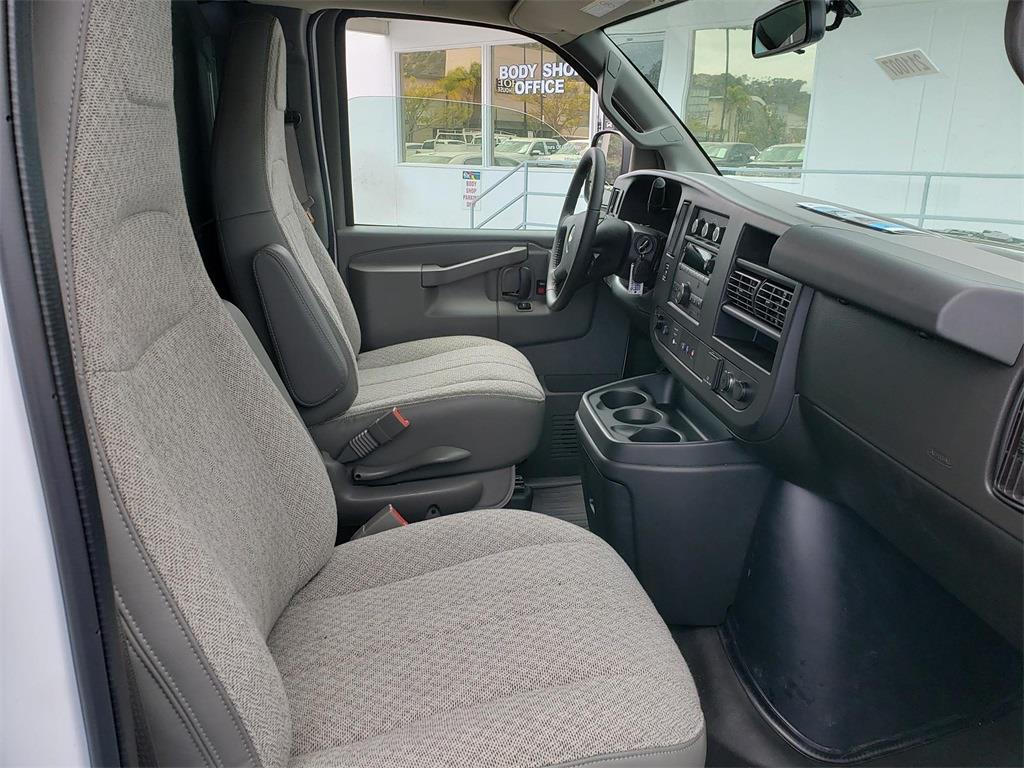 2021 Chevrolet Express 2500 4x2, Upfitted Cargo Van #211096 - photo 17