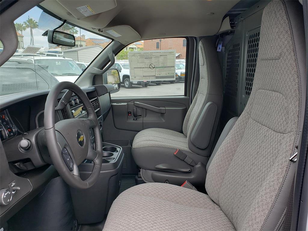 2021 Chevrolet Express 2500 4x2, Upfitted Cargo Van #211096 - photo 4
