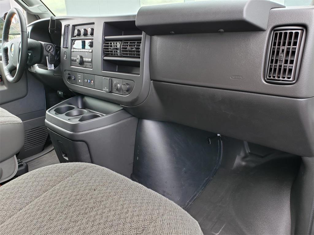2021 Chevrolet Express 2500 4x2, Upfitted Cargo Van #211096 - photo 6