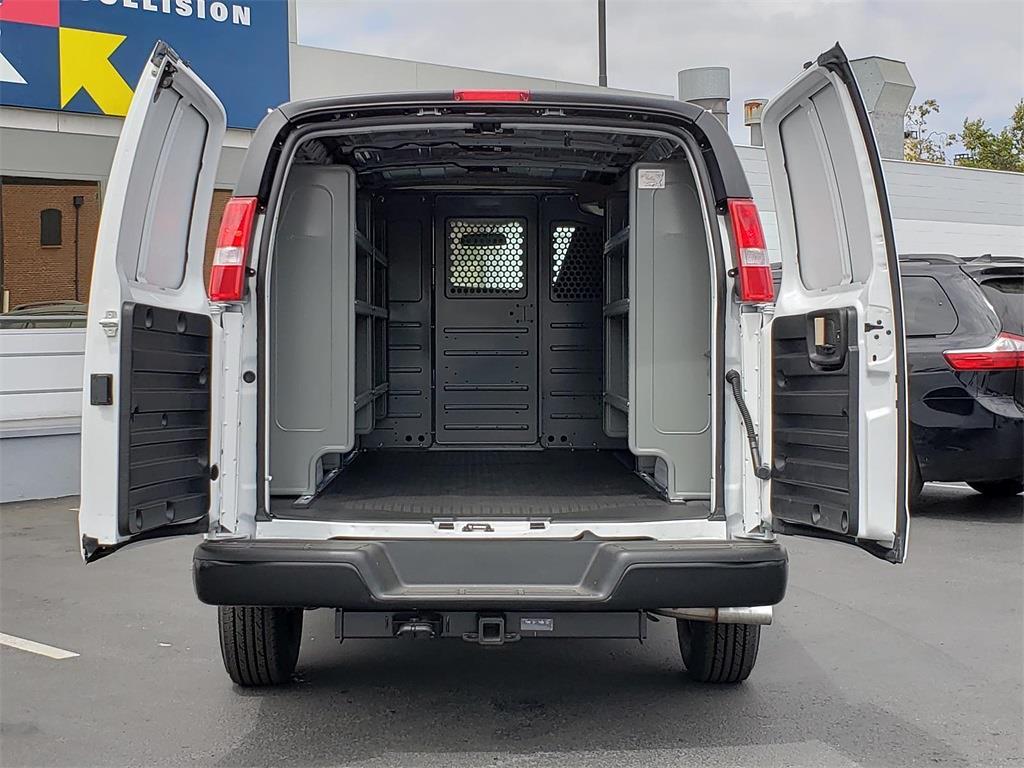 2021 Chevrolet Express 2500 4x2, Upfitted Cargo Van #211096 - photo 1