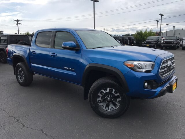 2016 Toyota Tacoma  #40393 - photo 1