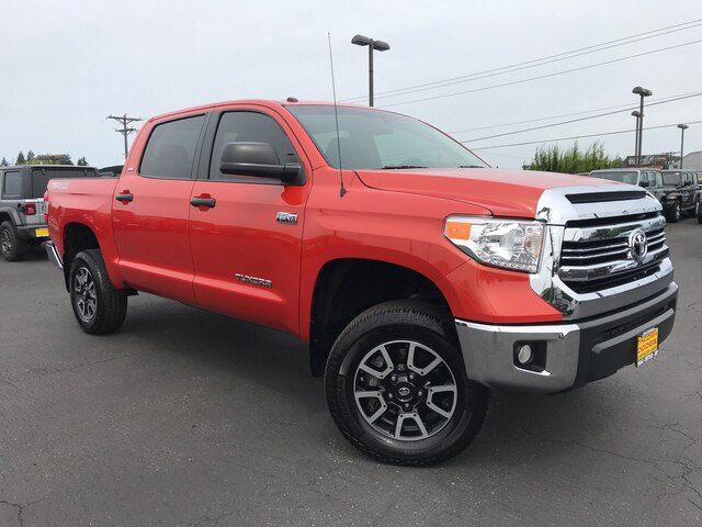 2016 Toyota Tundra SR5 #40394 - photo 1
