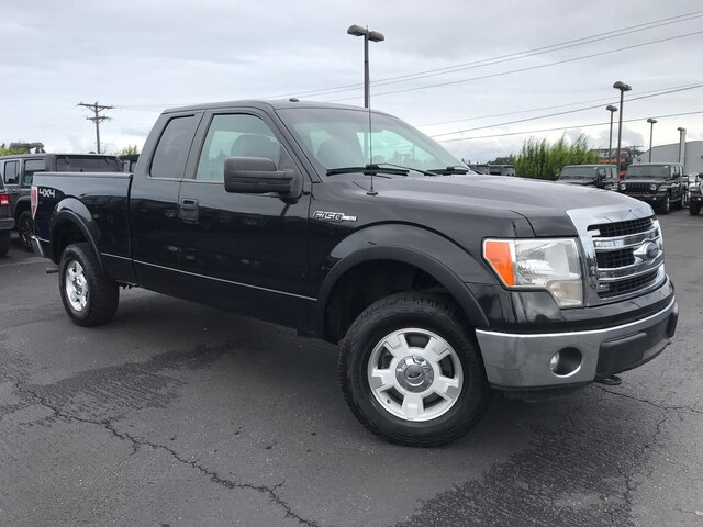 2014 Ford F-150 XL #C190025A - photo 1
