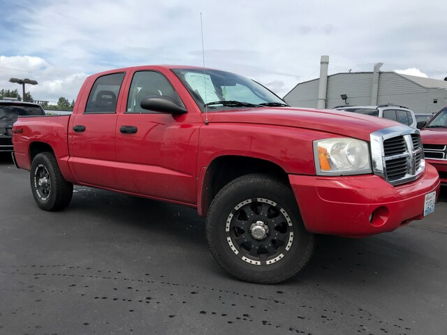 2006 Dodge Dakota SLT #D190086B - photo 1