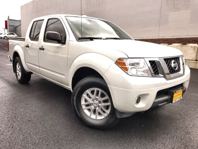 2014 Nissan Frontier S 4WD #D190267A - photo 1