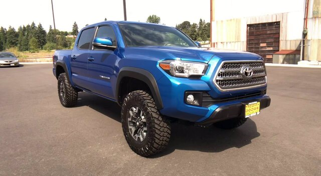2016 Toyota Tacoma TRD Offroad 4WD #D200064A - photo 1