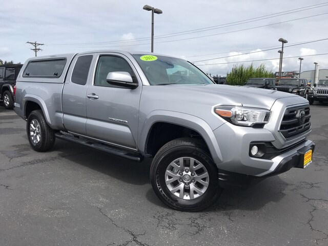 2018 Toyota Tacoma SR5 #J190762A - photo 1