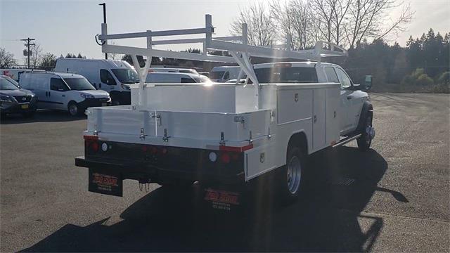 2021 Ram 5500 Crew Cab DRW 4x4, Harbor Combo Body #MG562343 - photo 1