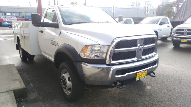 2015 Ram 4500 Regular Cab DRW, Knapheide Service Body #R150470 - photo 12