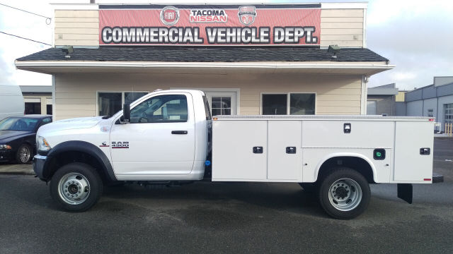 2015 Ram 4500 Regular Cab DRW, Knapheide Service Body #R150470 - photo 2