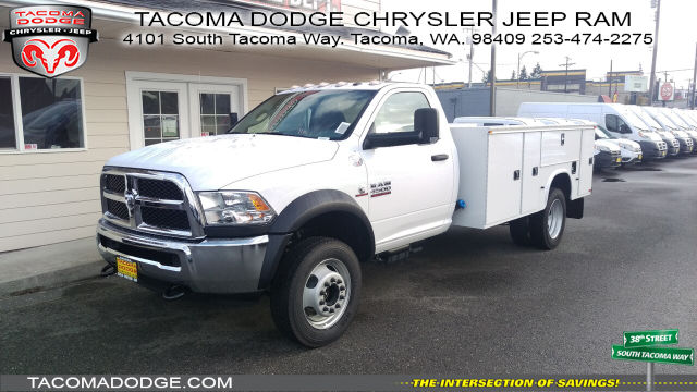 2015 Ram 4500 Regular Cab DRW, Knapheide Service Body #R150470 - photo 41