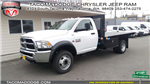 2015 Ram 5500 Regular Cab DRW 4x4, Knapheide Platform Body #R150488 - photo 1