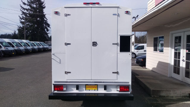 2015 ProMaster 3500 Low Roof, Harbor Service Utility Van #R150517 - photo 7