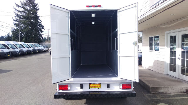 2015 ProMaster 3500 Low Roof, Harbor Service Utility Van #R150517 - photo 8