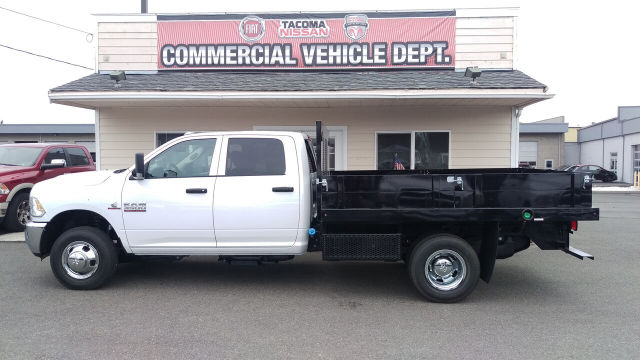 2016 Ram 3500 Crew Cab DRW, Harbor Platform Body #R160096 - photo 3