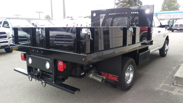 2016 Ram 3500 Crew Cab DRW, Harbor Platform Body #R160096 - photo 5