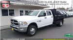 2016 Ram 3500 Crew Cab DRW, Harbor Platform Body #R160096 - photo 1