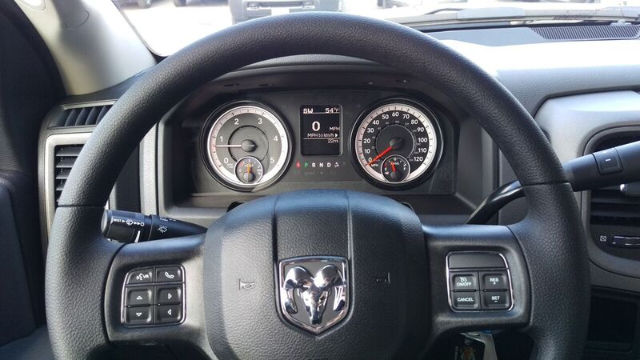 2016 Ram 5500 Regular Cab DRW 4x4, Harbor Contractor Body #R160488 - photo 14
