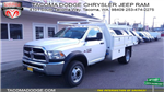 2016 Ram 5500 Regular Cab DRW 4x4, Harbor Contractor Body #R160488 - photo 1