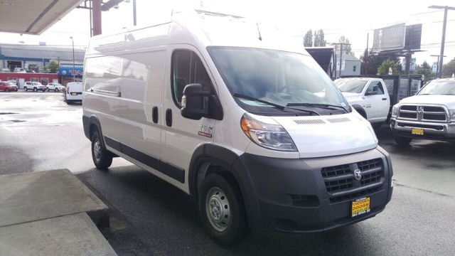 2016 ProMaster 2500 High Roof, Refrigerated Body #R160604 - photo 6