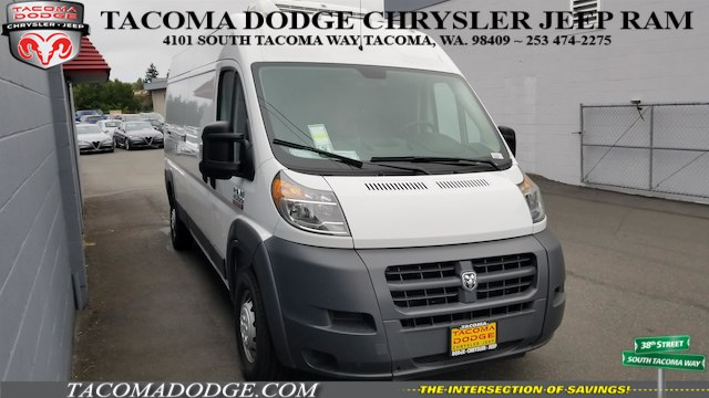 2016 ProMaster 2500 High Roof Refrigerated Body #R160606 - photo 10