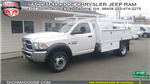 2016 Ram 5500 Regular Cab DRW, Contractor Body #R160677 - photo 1