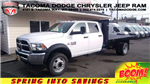 2016 Ram 4500 Crew Cab DRW 4x4, Harbor Platform Body #R160709 - photo 1