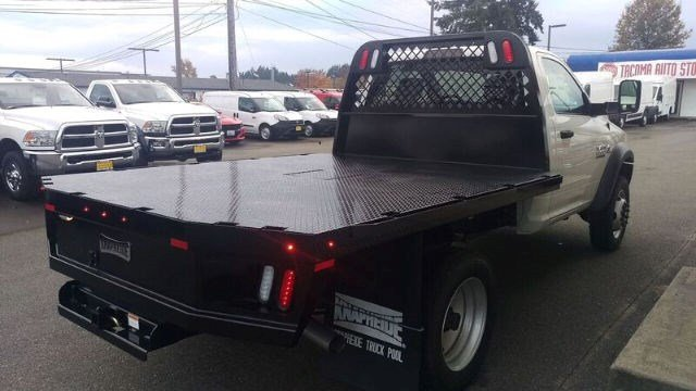 2016 Ram 4500 Regular Cab DRW 4x4, Knapheide Platform Body #R160711 - photo 6