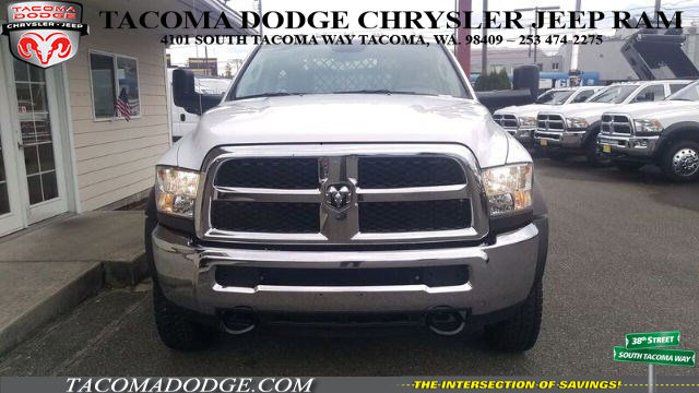 2016 Ram 4500 Regular Cab DRW 4x4, Knapheide Platform Body #R160711 - photo 8