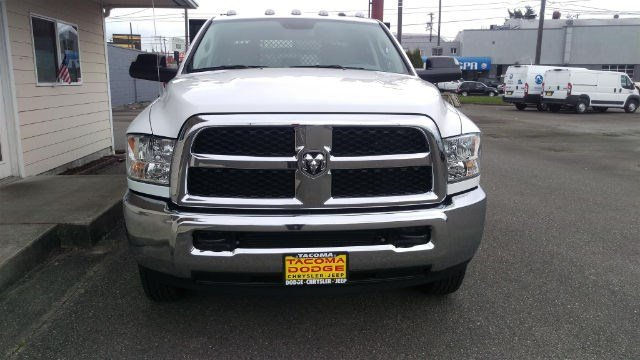 2016 Ram 3500 Crew Cab DRW 4x4, Platform Body #R160736 - photo 7