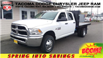 2016 Ram 3500 Crew Cab DRW 4x4, Platform Body #R160736 - photo 1