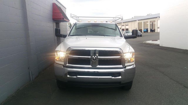 2016 Ram 3500 Crew Cab DRW 4x4, Contractor Body #R160737 - photo 7