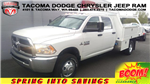 2016 Ram 3500 Crew Cab DRW 4x4, Contractor Body #R160737 - photo 1
