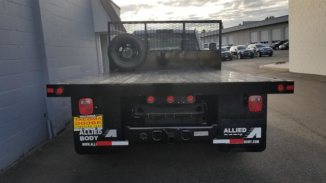 2017 Ram 3500 Regular Cab DRW 4x4,  Allied Platform Body #R170097 - photo 3