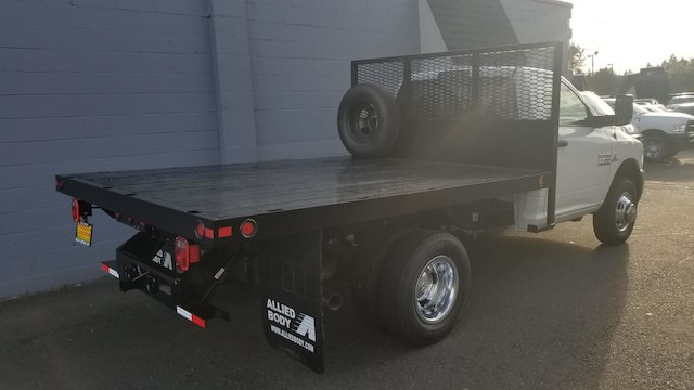 2017 Ram 3500 Regular Cab DRW 4x4,  Allied Platform Body #R170097 - photo 6