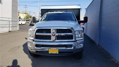 2017 Ram 3500 Regular Cab DRW 4x2,  The Fab Shop Landscape Dump #R170128 - photo 4