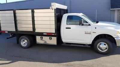 2017 Ram 3500 Regular Cab DRW 4x2,  The Fab Shop Landscape Dump #R170128 - photo 7