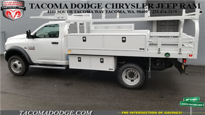 2017 Ram 5500 Regular Cab DRW 4x4, Knapheide Contractor Bodies Contractor Body #R170591 - photo 3