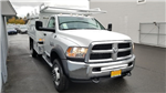 2017 Ram 5500 Regular Cab DRW 4x4,  Knapheide Contractor Body #R170591 - photo 1