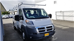 2017 ProMaster 3500 Standard Roof FWD,  Harbor TradeMaster Service Body #R170593 - photo 9